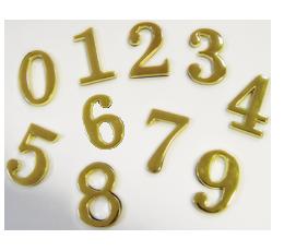 Цифры в разброс