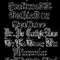 текст со шрифтами