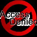 Доступ запрещен