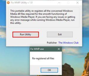 run utility